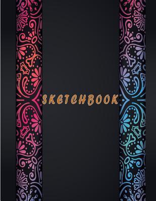 Luxury Wedding Mandala Sketchbook