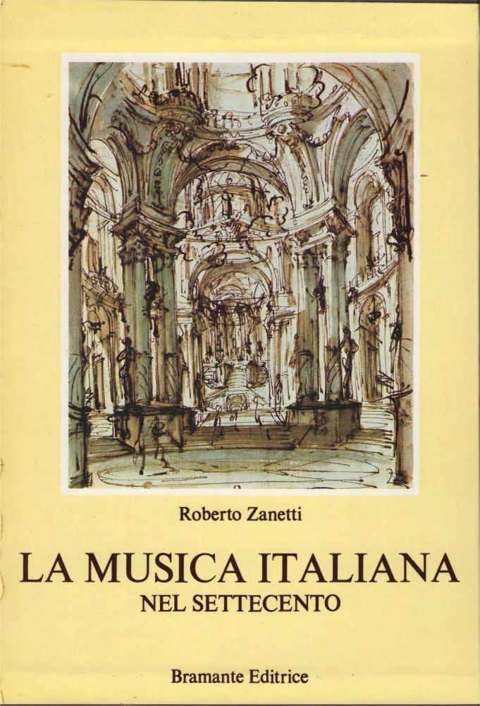 La musica italiana nel Settecento