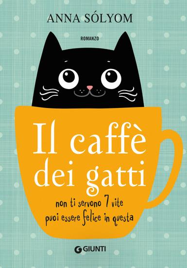 "Anna Sólyom: ""Il caffè dei gatti"""