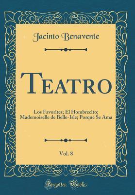Teatro, Vol. 8