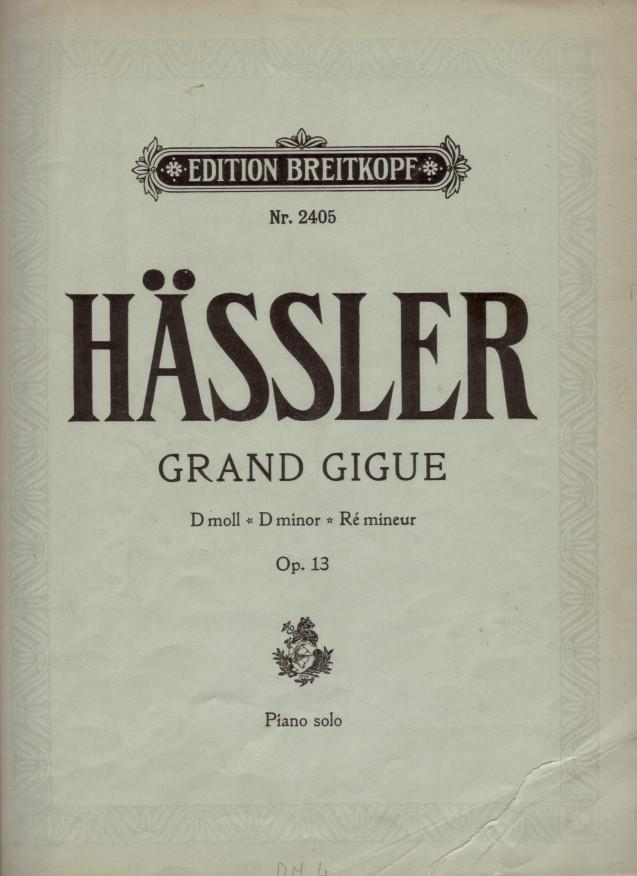 Grand Gigue