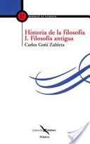 Historia de la Filosofia I. Filosofia Antigua