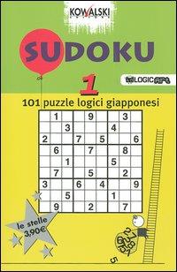 Sudoku / 101 puzzle logici giapponesi