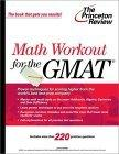 GMAT Math Workout