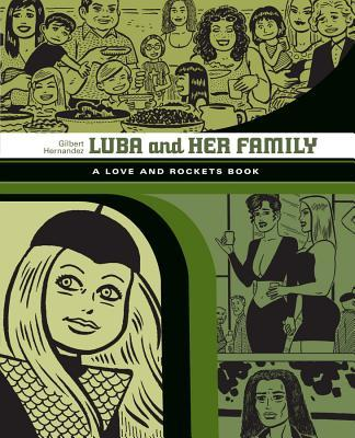 The Love and Rockets Library