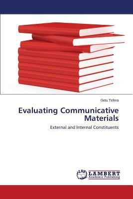 Evaluating Communicative Materials