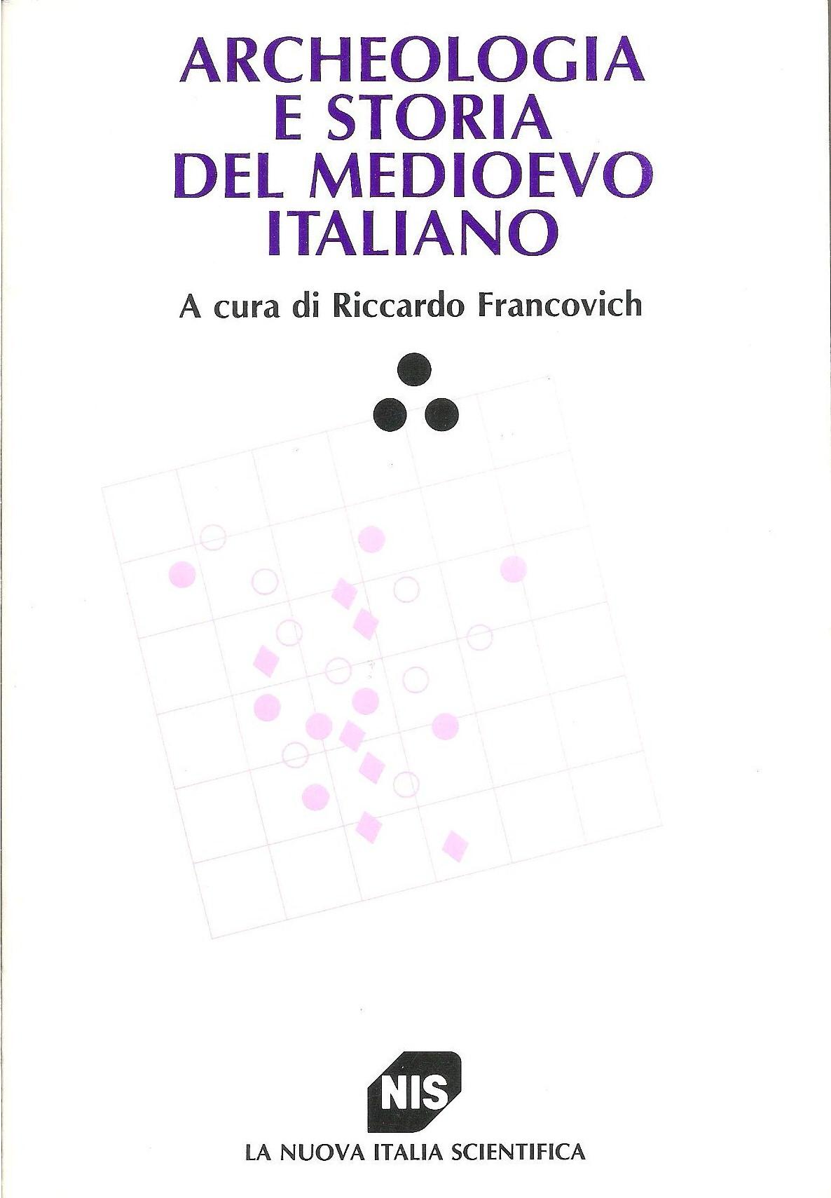 Archeologia e storia del Medioevo italiano