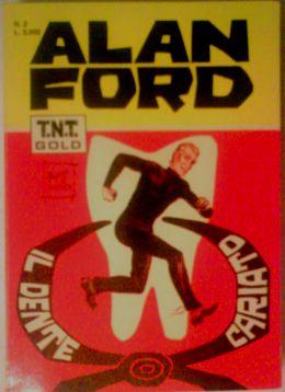 Alan Ford n. 002 - T.N.T Gold