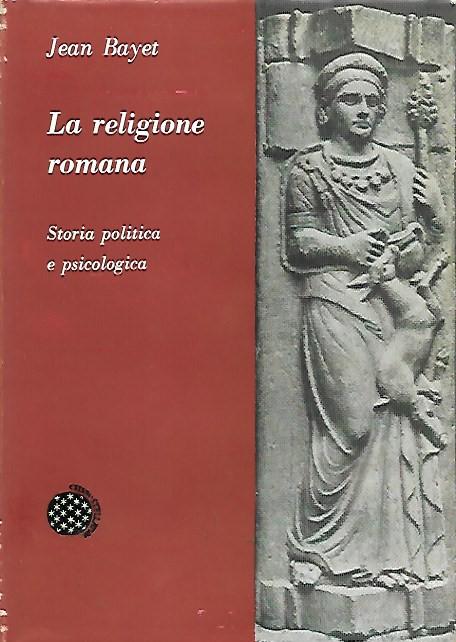 La religione romana
