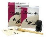 Mini Pack Kalligrafie. Geschenk und Buch