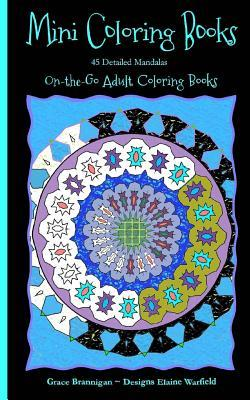 Mini Adult Coloring ...