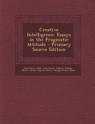 Creative Intelligenc...