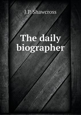 The Daily Biographer
