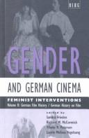 Gender and German Cinema - Volume I