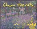 Monet Jigsaw Book