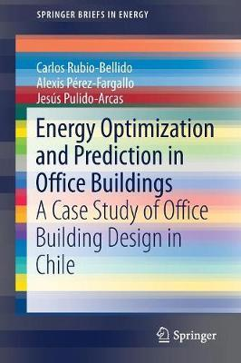 Energy Optimization and Prediction in Office Buildings