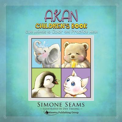Akan Children's Book