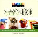 Knack Clean Home, Green Home