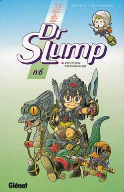 Dr Slump, tome 6