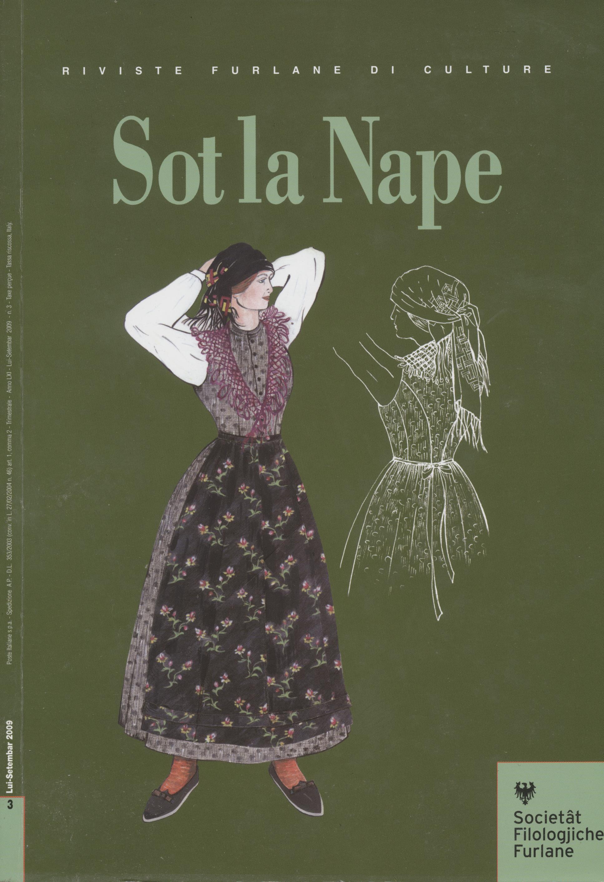 Sot la Nape, n.3 (2009)