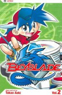 Beyblade, Volume 2