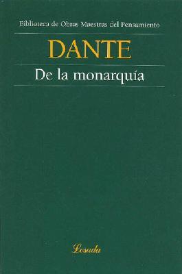 DE LA MONARQUIA -DANTE-