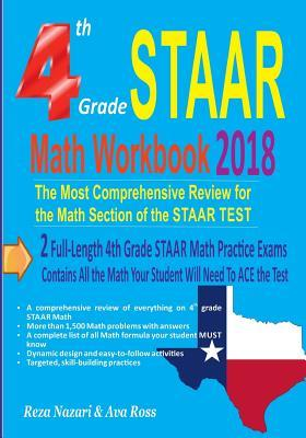 4th Grade STAAR Math...