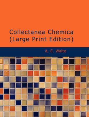 Collectanea Chemica