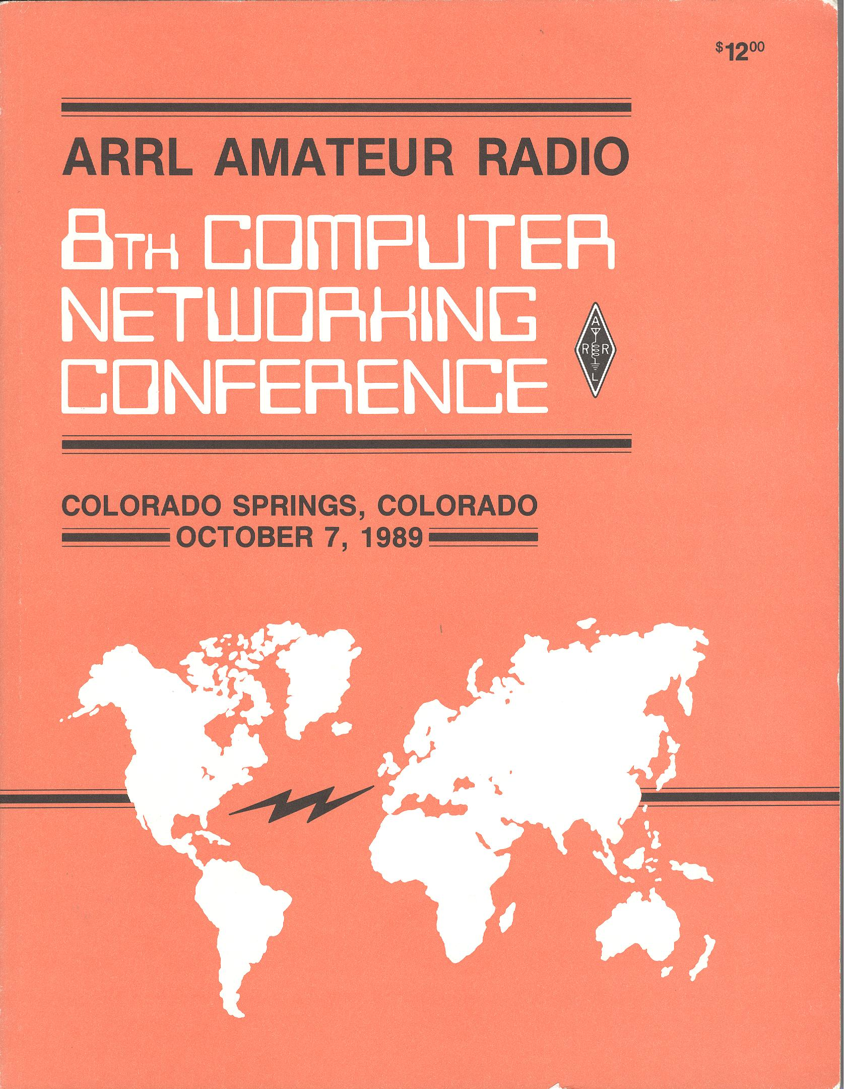 8th Computer Networking Conference