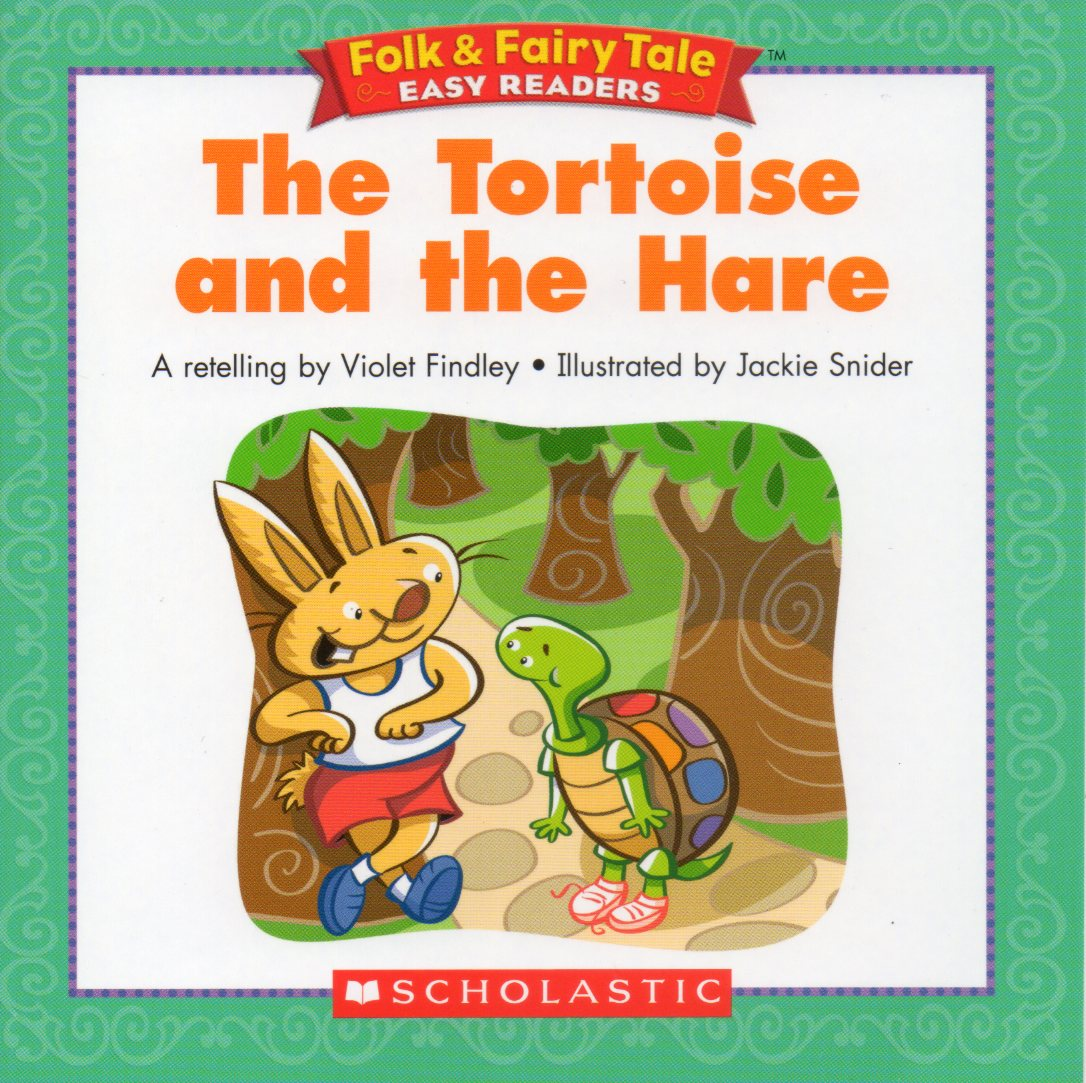 The tortoise and the...