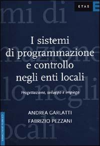 I sistemi di programmazione e controllo negli enti locali