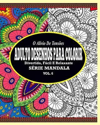 O Alivio de Tensoes Adulto Desenhos Para Colorir
