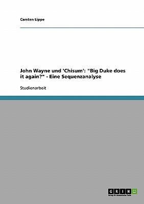 John Wayne und 'Chisum'