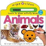 Wipe Clean Animals