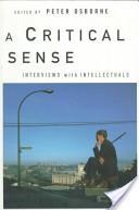 A Critical Sense