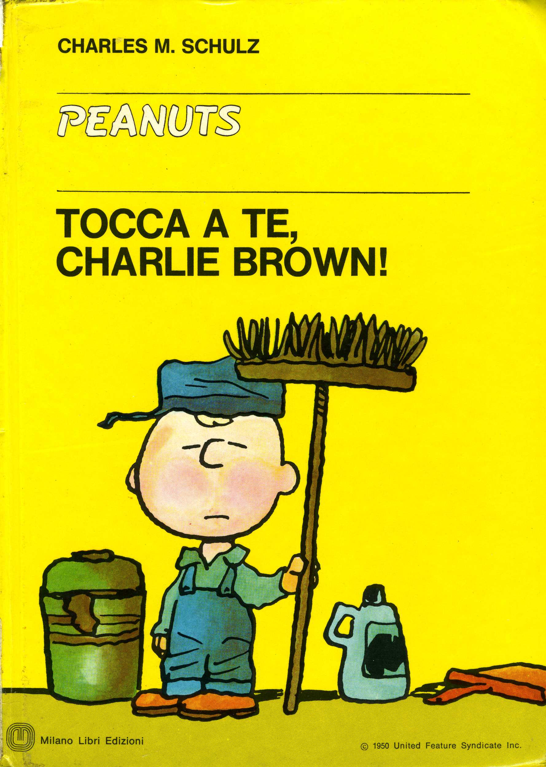 Tocca a te, Charlie Brown!