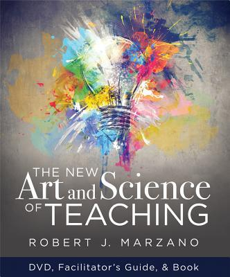 The New Art and Science of Teaching + The New Art and Science of Teaching Facilitator's Guide + 2 DVDs
