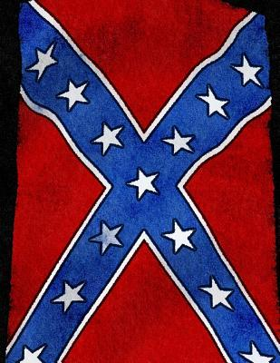 Confederate Flag Journaling Notebook