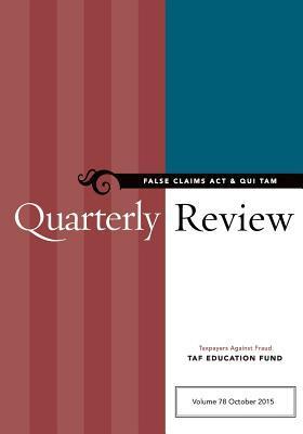 False Claims Act & Qui Tam Quarterly Review