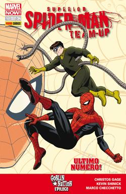 Superior Spider-Man team-up n. 9