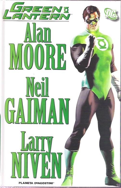 Green Lantern de Ala...