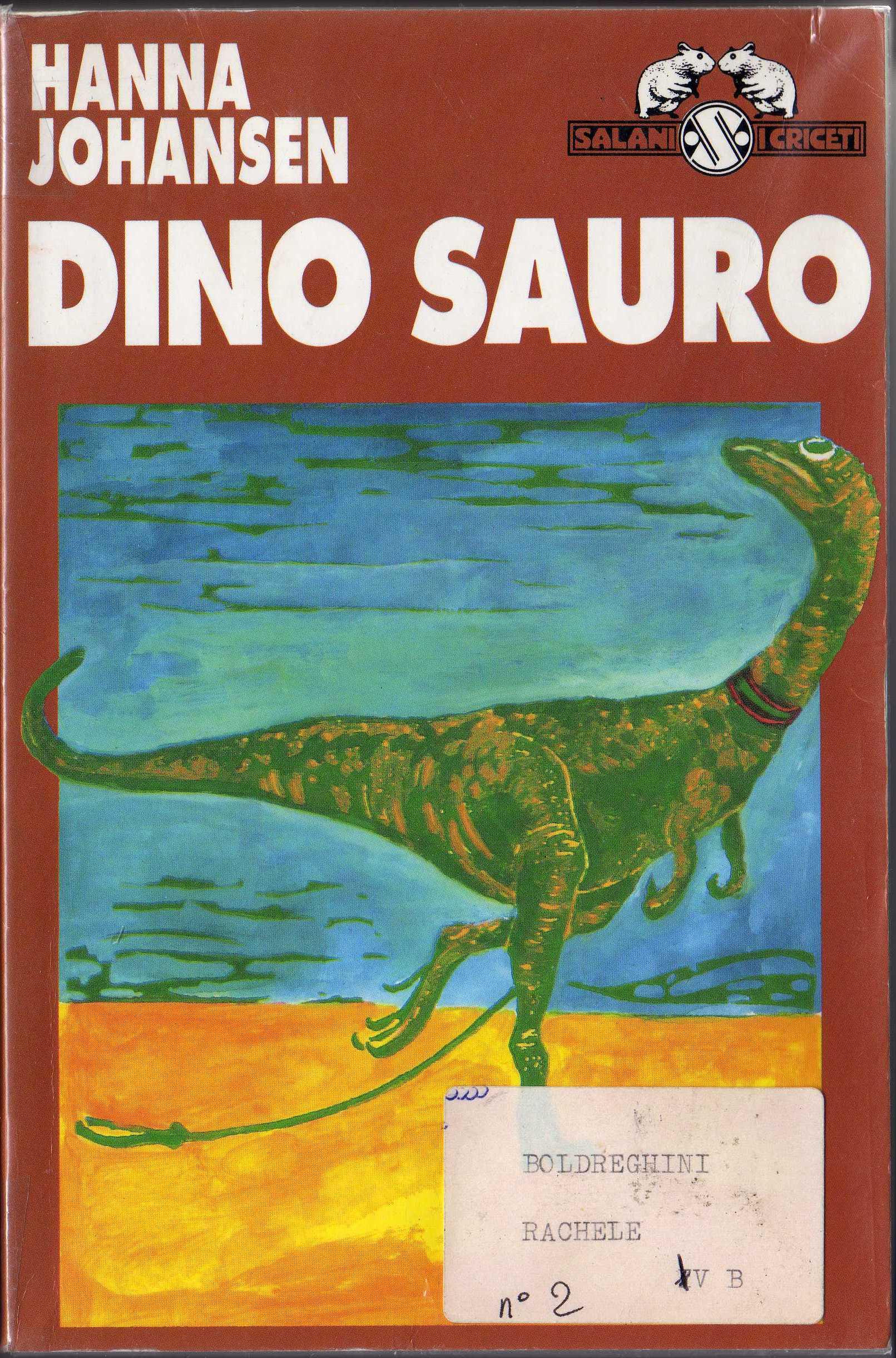 Dino sauro