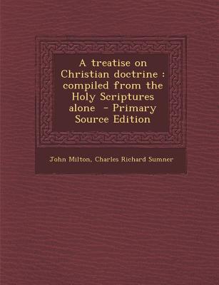 A Treatise on Christian Doctrine