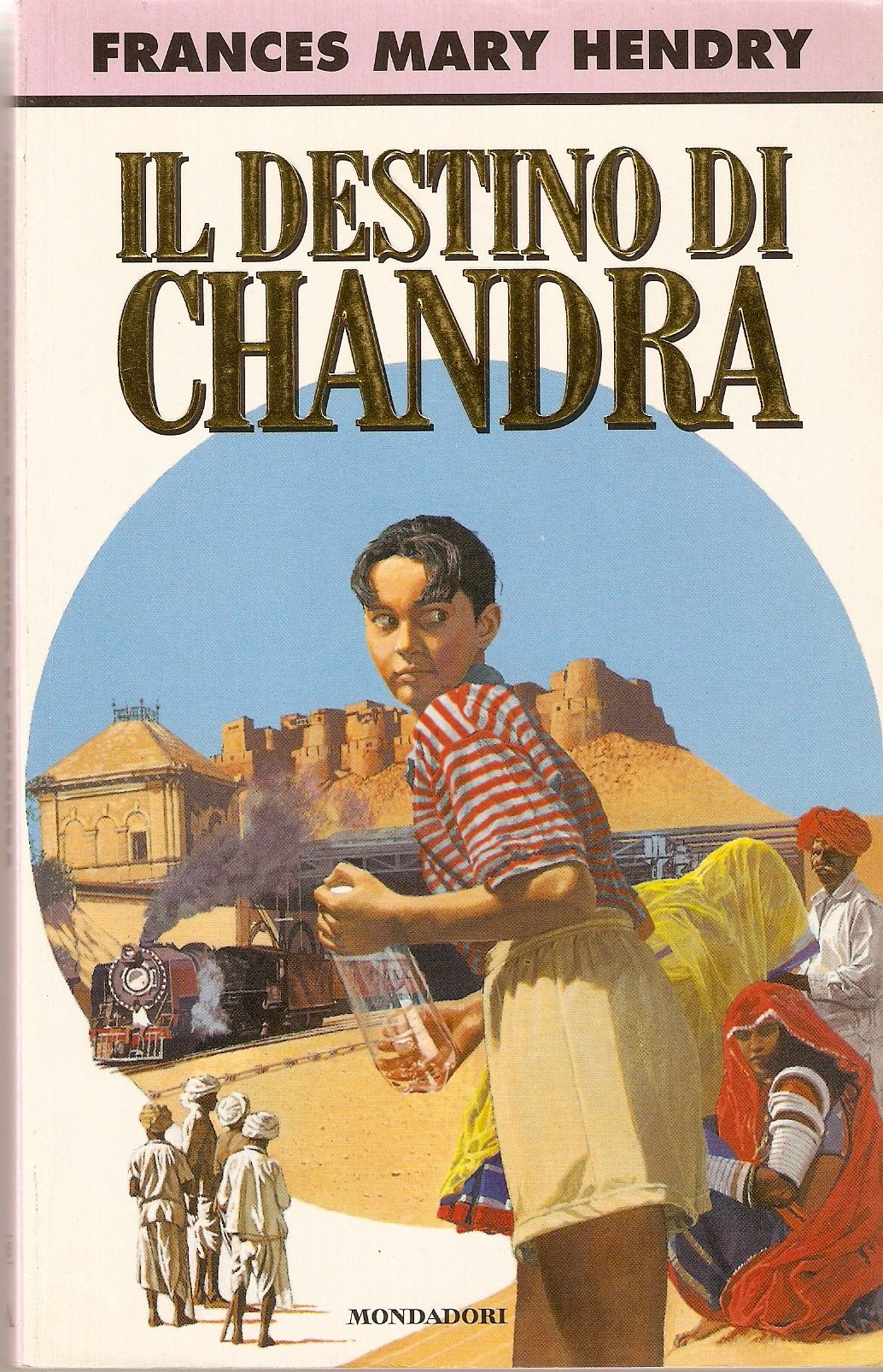 Il destino di Chandra