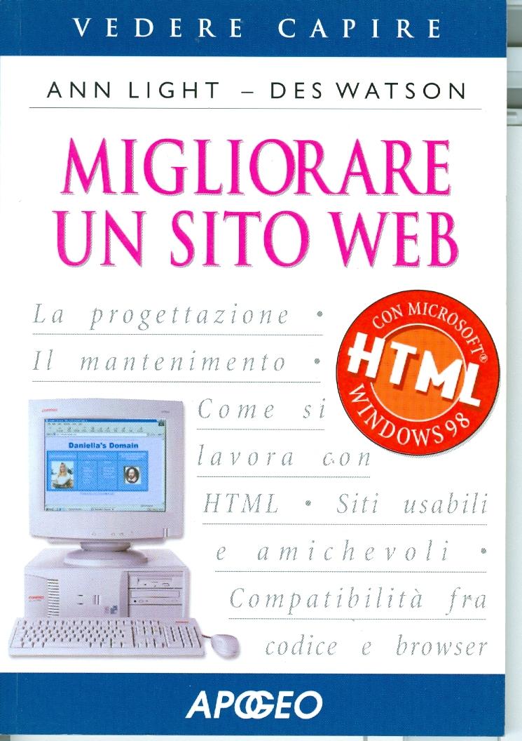Migliorare un sito Web
