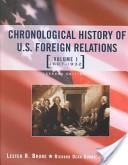 Chronological History of U.S. Foreign Relations: 1607-1932