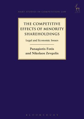 The Competitive Effects of Minority Shareholdings