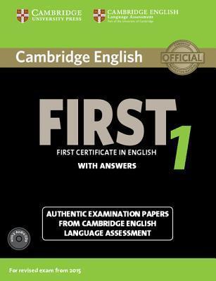 Cambridge first certificate in english. For updated exam. Self-study pack. Per le Scuole superiori. Con CD Audio. Con espansione online