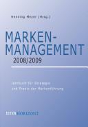 Marken-Management 2008/2009
