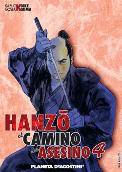Hanzô, el camino del asesino #4 (de 15)